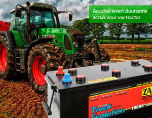 Tractor Accu Accuhal